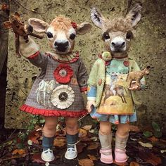 From exactly a year ago, Calf 56 and DonkeyDown. My new collection has now all sold. I'm going to hopefully make a couple of one offs before Christmas, maybe including another donkey x Paperclay, Creepy Dolls, Doll Parts, Doll Maker, Soft Sculpture, Sculptures, Hello Dolly, Bjd Dolls, Vintage Toys