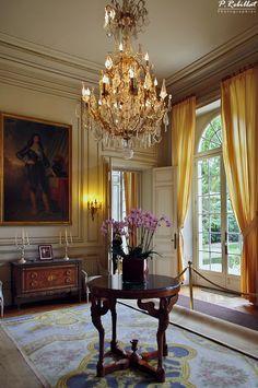 Hôtel de Noirmoutier ou de Sens, actuellement résidence du préfet de région, Paris 7eme arrondissement
