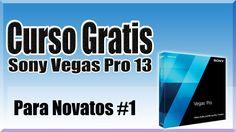 Domina Sony Vegas Pro13 desde 0 - Curso Sony Vegas Pro 13