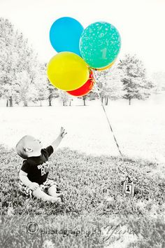 Happy 1st Birthday Landon! - Yara Perry