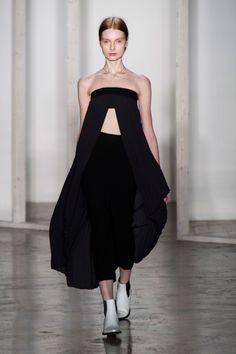 Défile Dion Lee prêt-à-porter automne-hiver 2014-2015, New York #NYFW #Fashionweek
