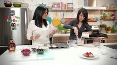 Mini Crepe, Muffins, Smoothies, Chefs, Breakfast, Youtube, Food, Fancy Desserts, Cooking Food