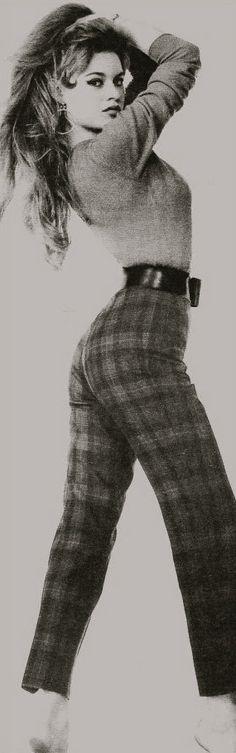 Brigette 1950's                                                                                                                                                      More