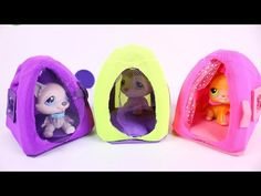 DIY LPS / Doll Movie Theater - YouTube