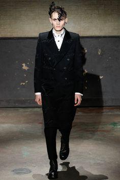 Alexander McQueen Fall-Winter 2014 Men's Collection