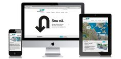 Byfjordparken goes against the current Electronics, Website, Consumer Electronics