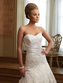 ultra romanceslim mermaid sweep train sleeved lace bridal dress