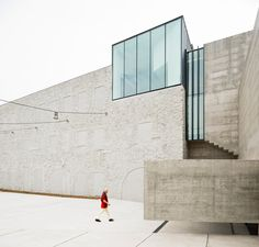 Can Framis Museum GINA Barcelona Architects