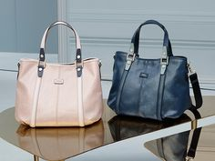 TOD'S - Introducing the Autumn Winter 2015 Women's Collection - G-Line Shopping Bag