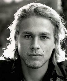 Charlie Hunnam as Andy. Again, from years ago. Like, the Nicholas Nickleby days.