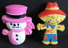 1970's AVON Fragrance Pins: I loved my Scarecrow pin...lost it in 2nd grade on the playground.  =(