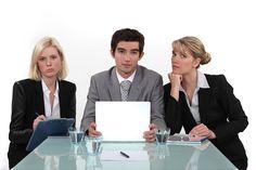 5 questions à ne surtout pas poser en entretien d'embauche