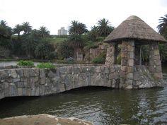 Canteras Del Parque Rodó, Montevideo, Uruguay.