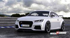 Audi TT : RS, Sportback, Offroad... les futures déclinaisons
