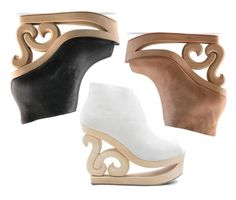 boot thas sole looks like an ice skate - Google Search