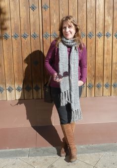 m&company: Un look frente a la puerta de madera. http://mcompany-bymrn.blogspot.com.es/2014/01/un-look-frente-la-puerta-de-madera.html