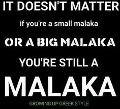 Your still a Malaka Greek Memes, Greek Quotes, Greek Sayings, Greek Music, Say More, Music Quotes, Wise Words, Growing Up, Knowing You
