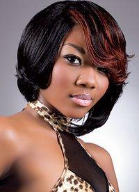 Marvelous Cute Bang Styles Cute African American Little Girl Bob Short Hairstyles Gunalazisus