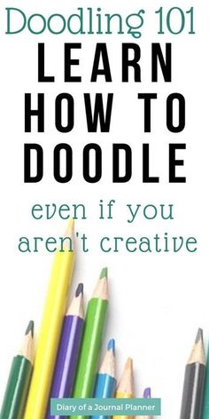 Find super Easy doodles that anyone can draw. These easy things to draw are fun and look fantastic in notebooks and Bullet Journals. Start doodling now with these amazing tutorials with step by step images. Doodle Drawings, Easy Drawings, Pencil Drawings, Drawing Lessons, Drawing Tips, Drawing Tutorials, Art Lessons, Bujo Doodles, Doodle Art Journals