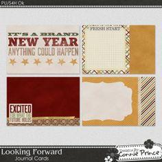 Scrapbooking TammyTags -- TT - Designer - Connie Prince, TT - Item - Journal Space, TT - Style - Journal Card