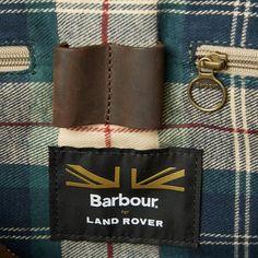 #Barbour #LandRover #bag