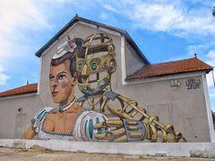 street art (Lisbon, Spain) - by Pixel Pancho