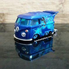 Hot Wheels Volkswagen Kool Kombi The Beatles Yellow Submarine 50th Anniversary…