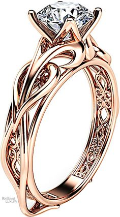 Criss Cross Baguette Diamond Ring in Gold / Rose Gold Baguette Ring / Christmas Gift Ideas for Her - Fine Jewelry Ideas Baguette Ring, Baguette Diamond Rings, Diamond Bangle, Diamond Engagement Rings, Wedding Jewelry, Diamond Cuts, Jewelery, Fine Jewelry, Jewelry Design