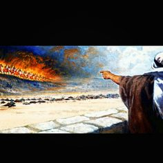 """""""Elisha Traps Blinded Arameans"""" 2 Kings 6:17 And Elisha prayed, """"Open his eyes, LORD, so that he may see."""" Then the LORD opened the servant's eyes, and he looked and saw the hills full of horses and chariots of fire all around Elisha."""