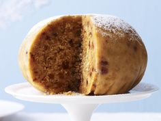 Golden boiled pudding recipe - By Australian Women& Weekly, We used Grand Marnier in this recipe but you could use any citrus-flavoured liqueur you like. Serve warm with lashings of cream, custard or hard sauce. Almond Recipes, Gluten Free Recipes, Hard Sauce, Christmas Cooking, Christmas Entertaining, Xmas Food, Island Food, Grand Marnier, Dried Apricots