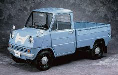 Honda T360 mini pickup truck