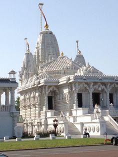 Jain temple, Antwerpen, Belgium