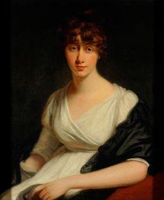 Mary Gay (c.1780–1853)  (the future Mrs Girdlestone)