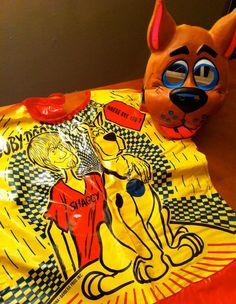 Ben Cooper Scooby Doo Halloween Costume