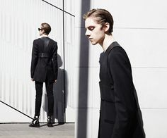 Get this look: http://lb.nu/look/7722754  More looks by Mikko Puttonen: http://lb.nu/mikkoputtonen  Items in this look:  Mikko Puttonen X Gtie Harness, Odeur Blazer, Acne Studios Jeans, Balenciaga Shoes   #chic #classic #minimal