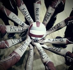 Love this! #volleyball