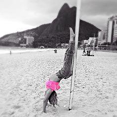 Yogando no Rio