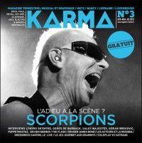 Karma #3 : Scorpions, l'adieu à la scène ?