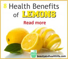 What are the healthy benefits of lemons? Find out how many calories are there in lemons and why you should use this powerful fruit.