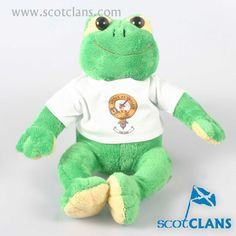 Clan Gunn Soft Toy