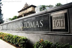 The Royal and Pontifical University of Santo Tomas (UST), is considered to be the premier Catholic university of the Philippines and the oldest existing university in Asia. It was on 28 April when the Colegio de Nuestra Señora del Santísimo Ro University Of Santo Tomas, Catholic University, Dream School, Harvard, Study Abroad, Manila, Filipino, Philippines, Google Search