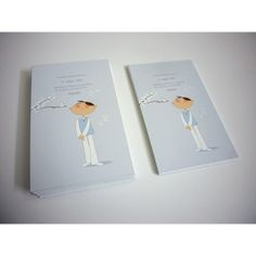Recordatorios comuniones. 8x13cm. 1,75€/ud / First Communion Cards from $2,4 each. #recordatorios #comuniones #firstcommunioncards