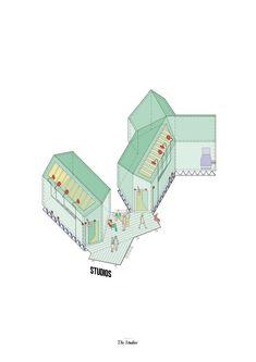 Red Bull Music Academy / Langarita-Navarro Arquitectos