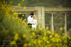 Was captured at bigsur bixby bridge location lovely American couple by VishnuTej