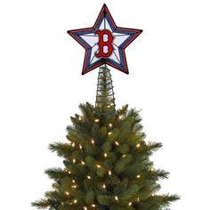 6ae65205e022d Boston Bruins Hockey Christmas Tree Topper - I want a blackhawks one!