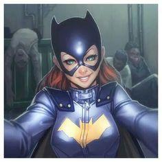 Batman: Batgirl Selfie