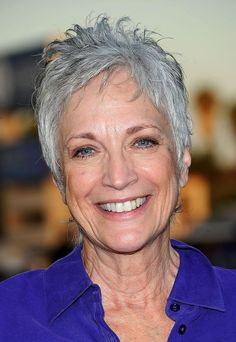 20 Gorgeous Pixie Haircuts on Women Over 50: Makeup Considerations