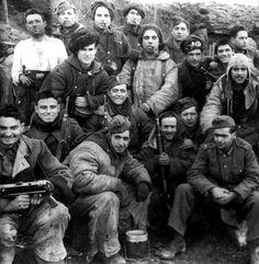 Division Azul Batalla de Krasni Bor