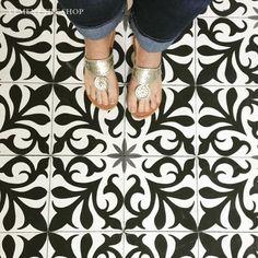 Cement Tile Shop - Encaustic Cement Tile Nantes