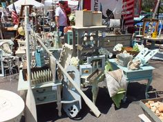 """Behind The Picket Fence """"Vintage & Handmade Marketplace"""" Feb 4th 2017 in Costa Mesa!! (1720 Adams Ave. Costa Mesa) Over 65 vendors selling shabby chic, vintage, home decor, up-cycled, re-purposed, handmade items!!"""